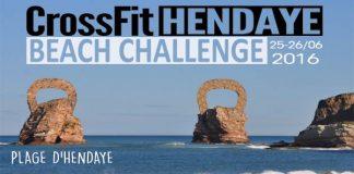 CF Hendaye Beach Challenge