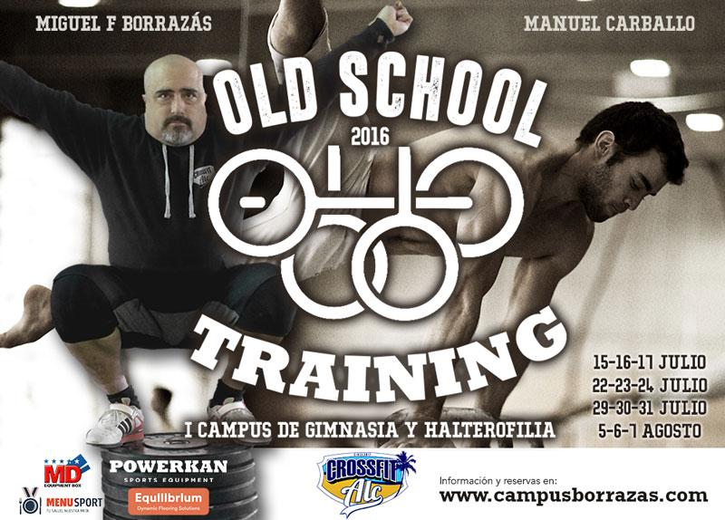 old school training