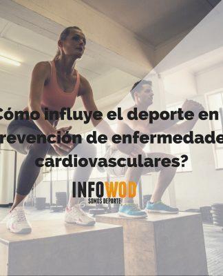 ¿Cómo influye el deporte en la prevención de enfermedades cardiovasculares?