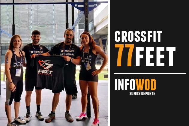 77feet equipo crossfit española