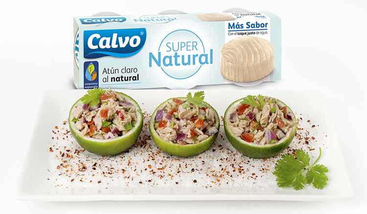Atun Supernatural - Ceviche