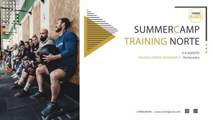 training norte summer camp 2020