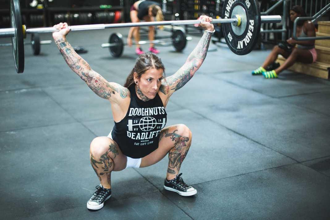 Chloie Jonsson is a transgender CrossFit athlete. Chloie Jonsson's Instagram