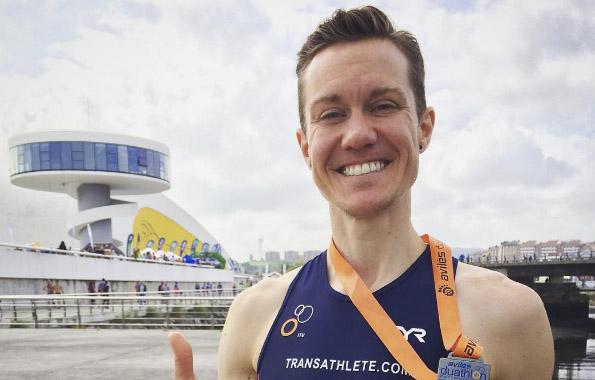 Chris Mosier atleta trans