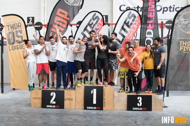 categoria advanced podiums