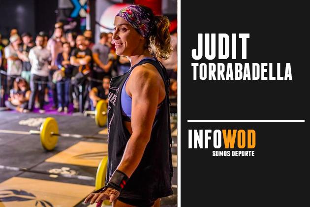 JUDIT-TORRABADELLA- atleta crossfit española