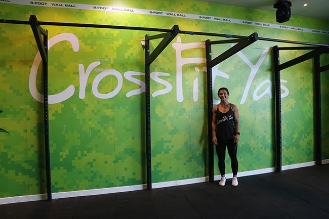 Jamie Greene atleta crossfit games entrevista 2
