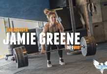Jamie Greene atleta crossfit games entrevista