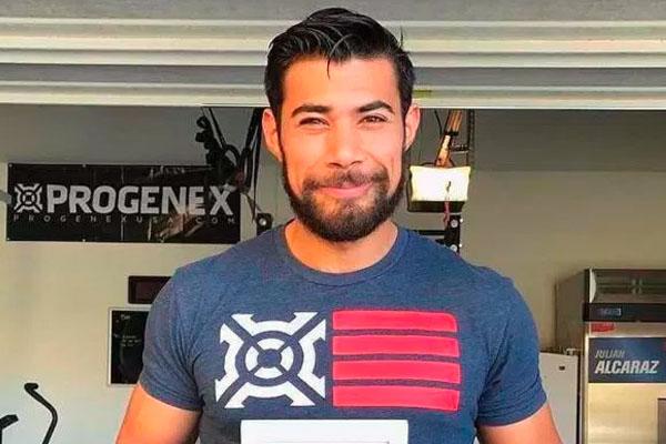 Julian Alcaraz-ausente 2017 crossfit games