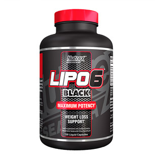 LIPO SIX BLACK