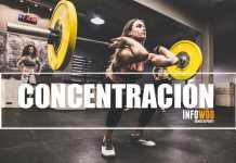 La importancia de la concentración y la atención en crossfit