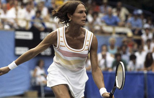 Reneé Richards atleta trans