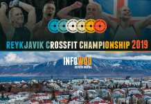 Reykjavik CrossFit Championship-2019