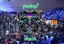 THE FREAKEST CHALLENGE 2018 - 2019- portada 2