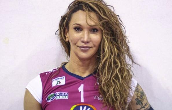 Tiffany Pereira atleta trans