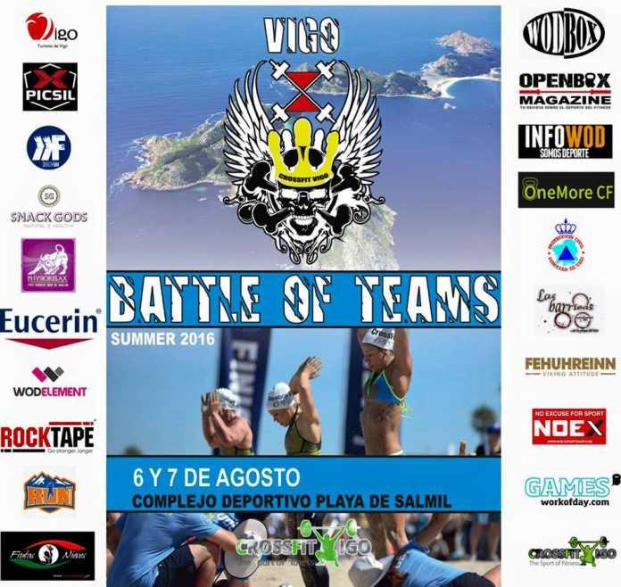 Vigo Battle of Teams