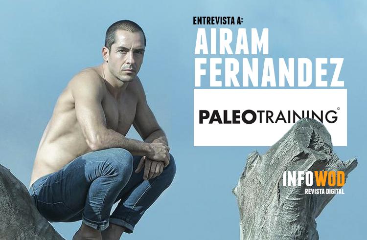 airam fernandez-paleo-training-entrevista-entrenamiento