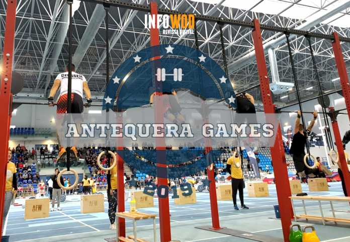 antequera games 2019 evento crossfit malaga