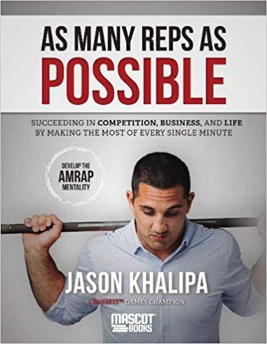 as many reps as possible kason kalipa libro