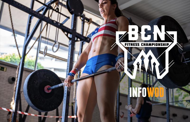 barcelona fitness championship 2019 crossfit