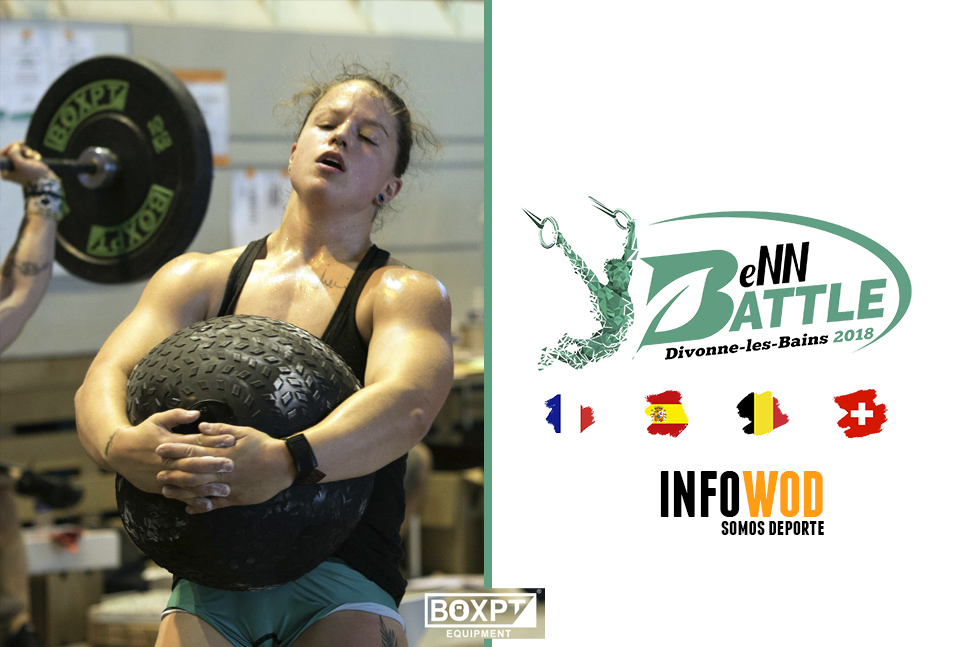 benn battle 2018 boxpt atletas españoles