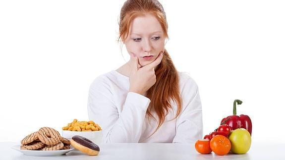 alimentarse o nutrirse saber elegir