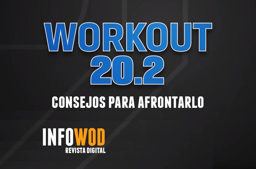consejos para afrontar open wod 20-2 crossfit games 2020