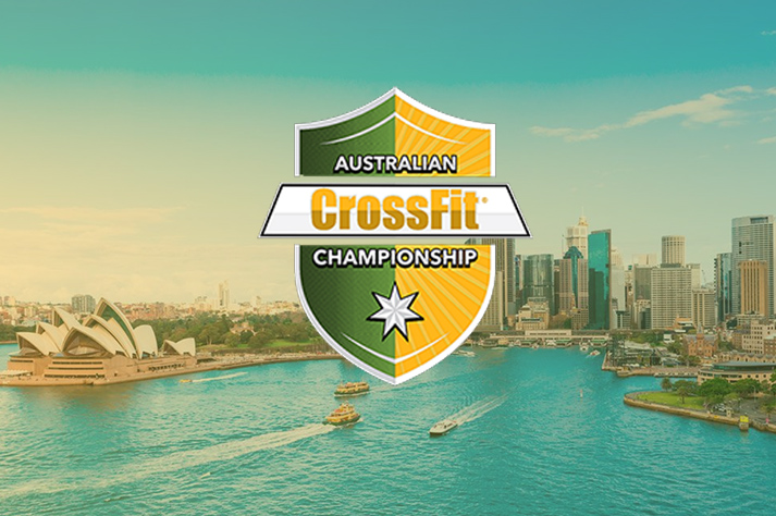 australian crossfit championship 2019