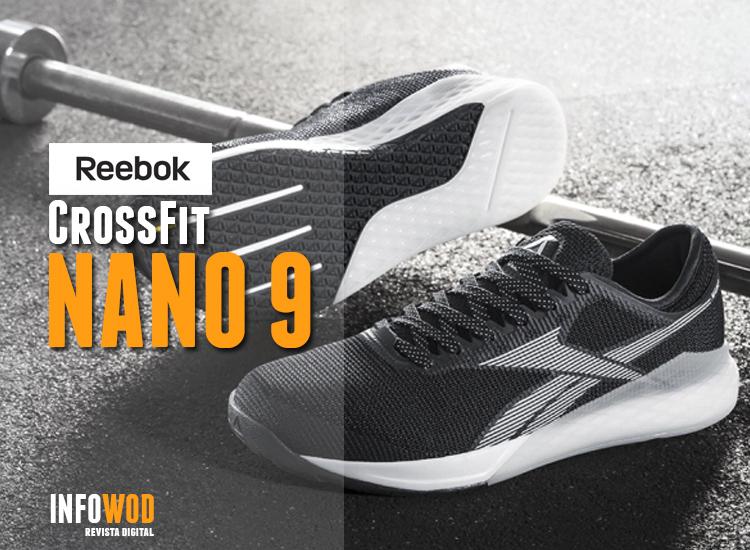 crossfit reebok nano 9-2019-2020