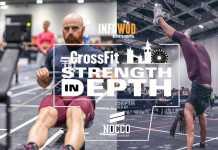 crossfit strength in deth