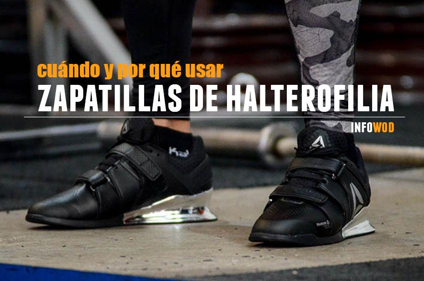 Zapatillas Por Halterofilia Qué Usar Y De Cuándo 0PNk8OXnw