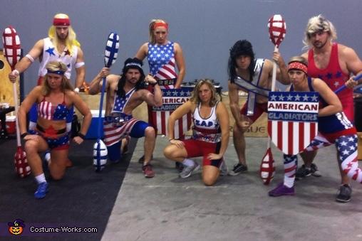 disfraz-halloween-crossfit-gladiador-americano-infowod-fitness