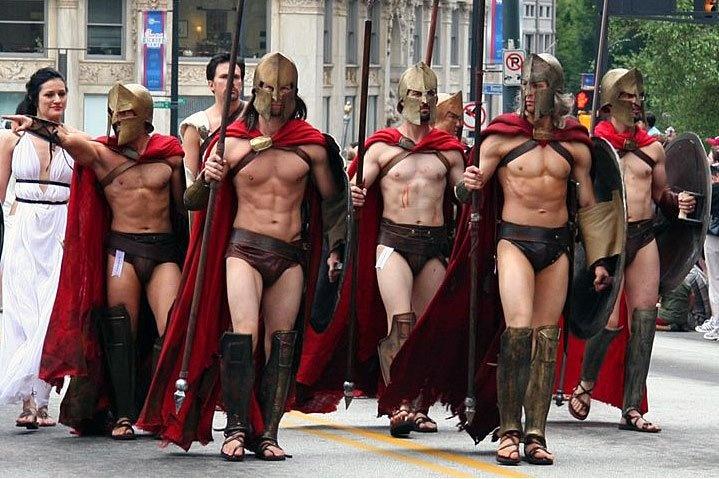 disfraz-halloween-crossfit-los-300-espartanos-gladiador-infowod-fitness