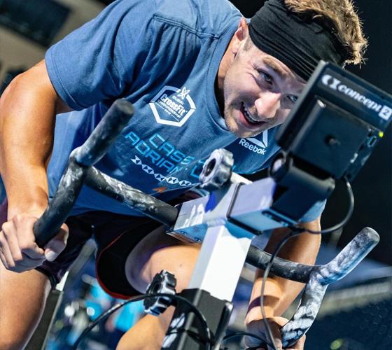 dubai crossfit championship 2018 handstand-bici