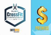 dubai crossfit championship premios