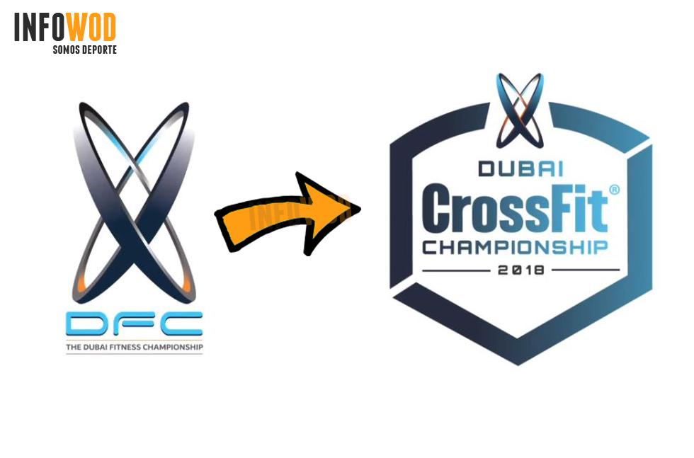 dubai fitness championship crossfit evento clasificatorio games