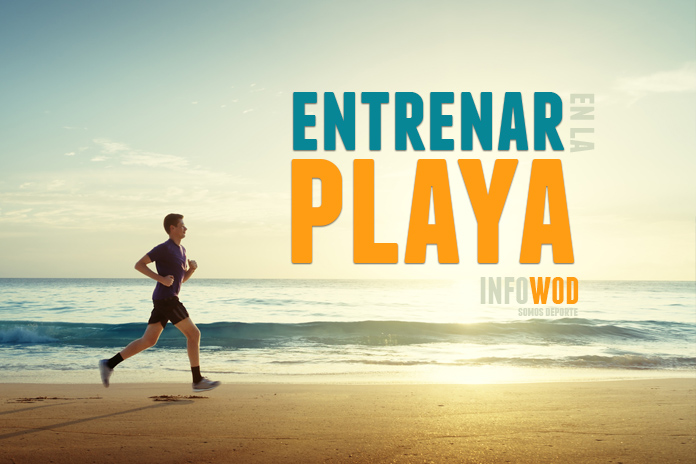 entrenar-crossfit-playa-recomendaciones-ventajas-inconvenientes