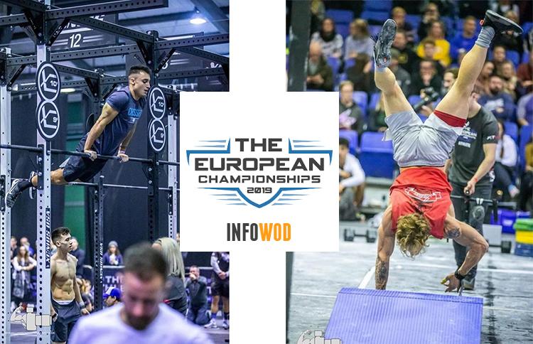 european championship crossfit