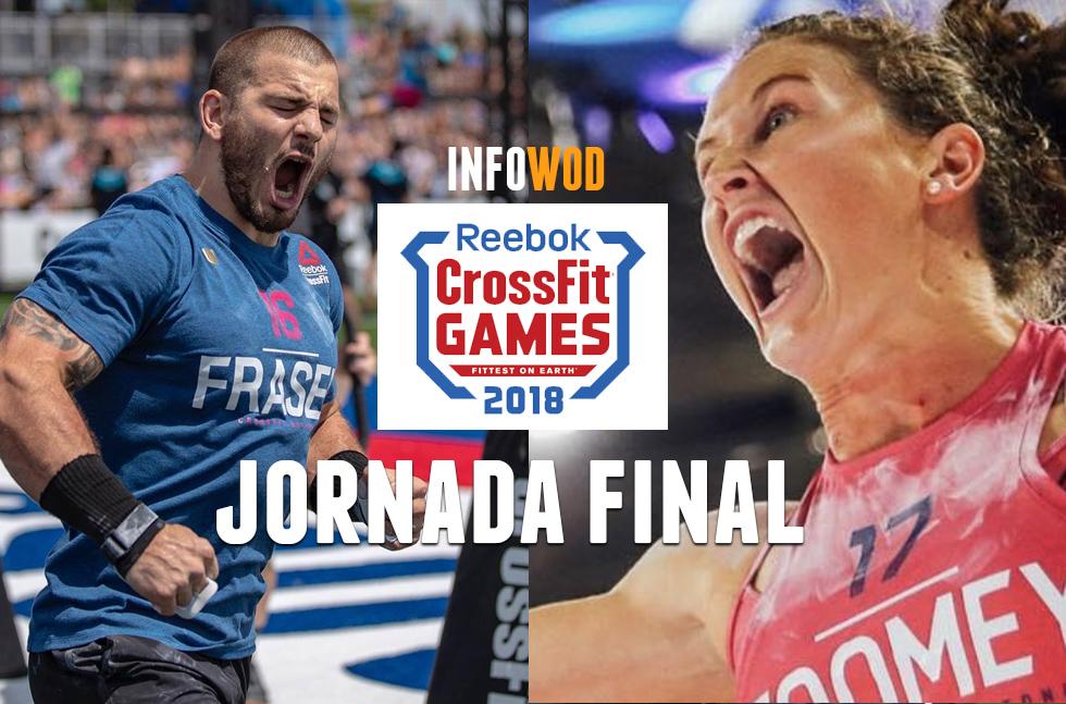 final crossfit games 2018 mat fraser tia toomey