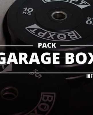 garage box boxpt crossfit material