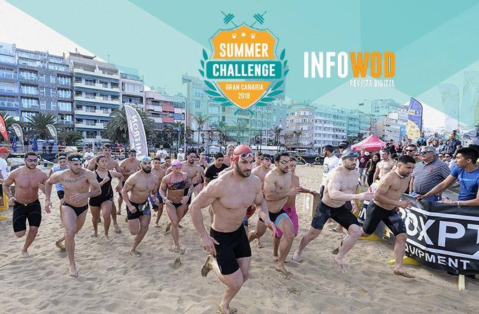gran canarias summer challenge 2018 crossfit