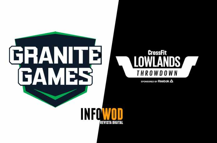 granite games 2019 lowlands throwdown