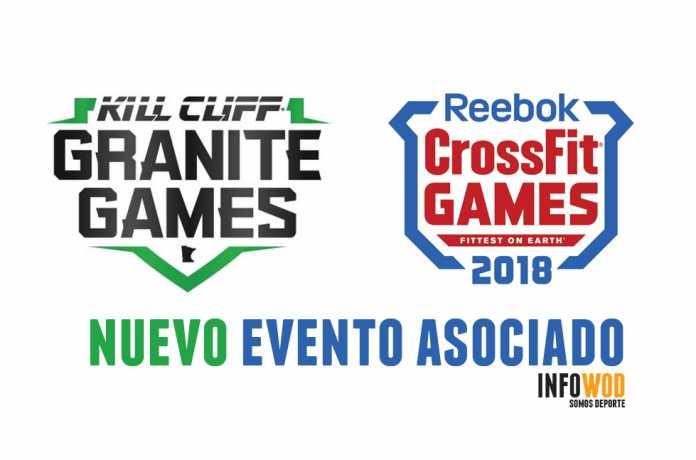 granite games crossfit evento clasificatorio regionales 2019 games
