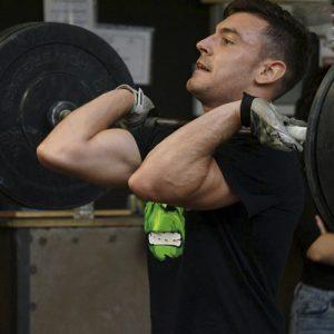 Iván García - Fisioterapeuta deportivo