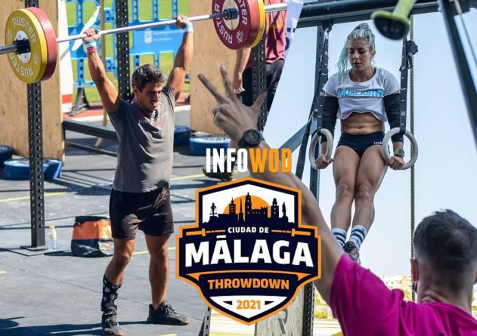 malaga throwdown 2021 infowod