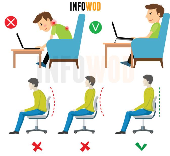 malas-posturas-problemas-dolores-espalda-cuello-habituales-cotidianos-infowod