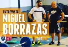 miguel borrazas entrevista jesus rodriguez halterofilia infowod