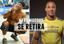 neal Maddox se retira crossfit games 2018 atleta