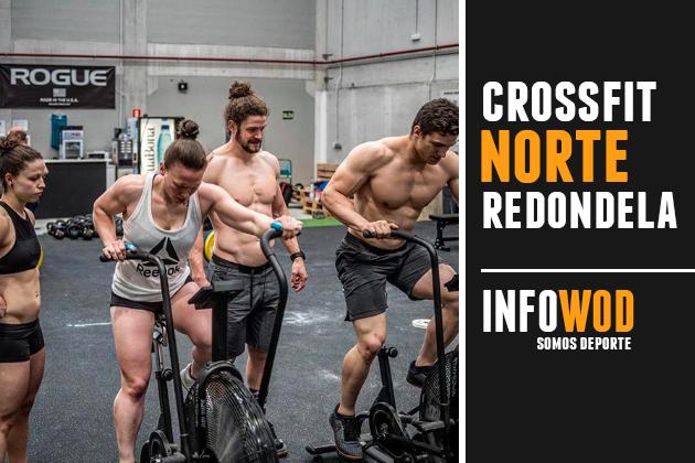 norte redondela crossfit equipo española
