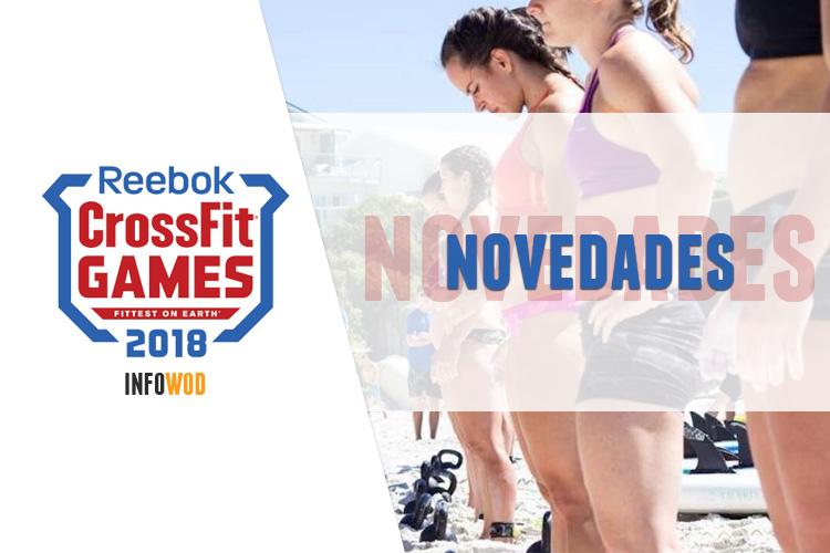 novedades crossfit games 2019 eventos oficiales
